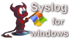 Syslog for windows